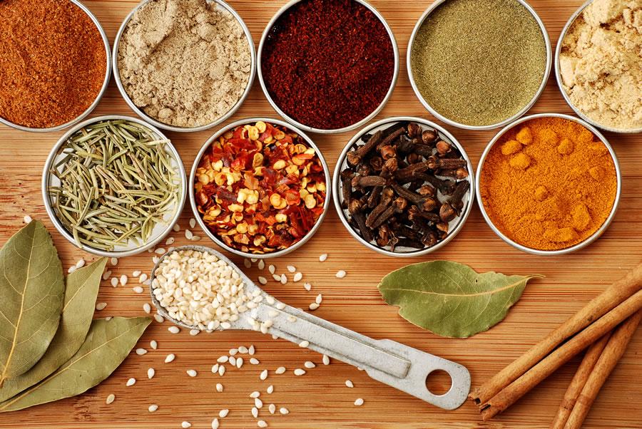 Cucina semplicemente il portale della cultura culinaria di benessere - Le spezie in cucina ...