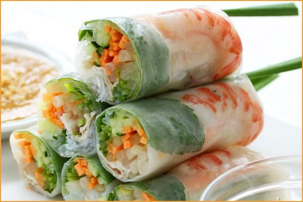 Involtini vietnamiti: cucine dal mondo - Cucina Semplicemente
