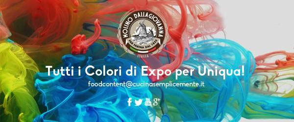 Tutti i colori di EXPO per Uniqua